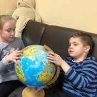 """Projekt edukacyjny """"Poznajemy świat"""""""
