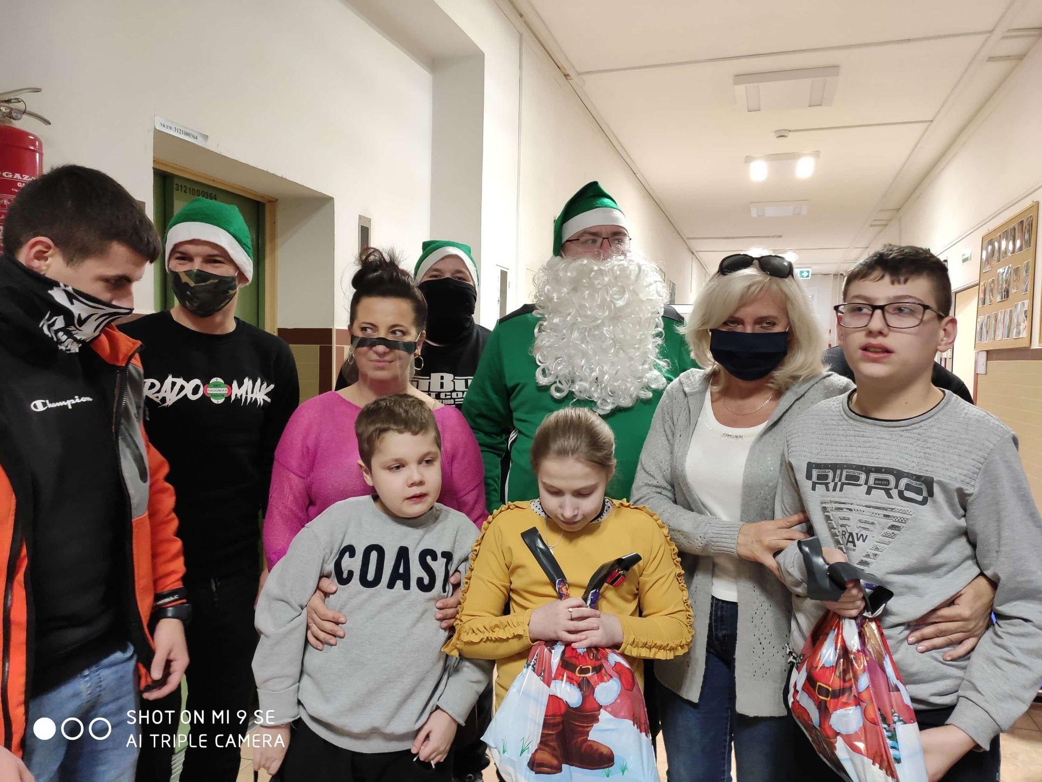 Mikołaj w SOSW